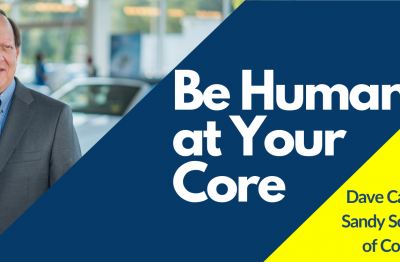 Be Human at Your Core