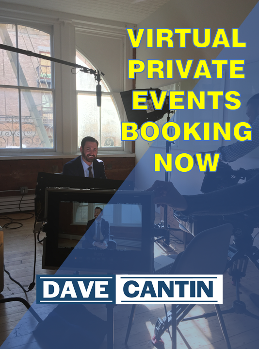 Dave Cantin Motivational Speaker Virtual Speaking